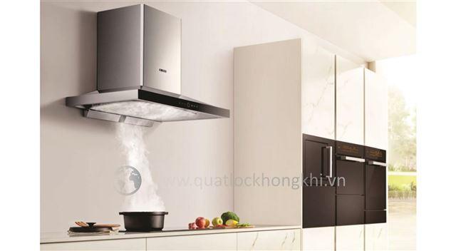 Hệ thống khí tươi trong bếp cần chú ý những nguyên tắc nào?