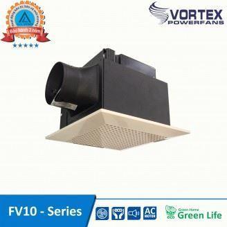 Quạt thông gió gắn trần hiệu VORTEX model: FV10 Series