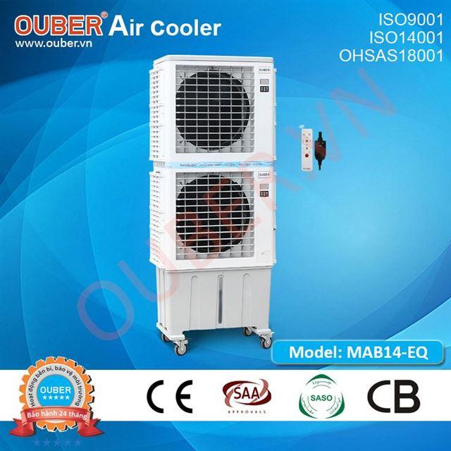 Máy làm mát di động MAB14-EQ loại 2 tầng độc lập (120L)