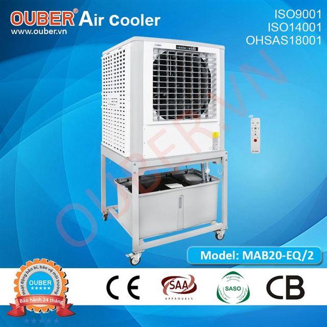 Máy làm mát di động MAB20-EQ/2 3 tốc độ, khoang nước ngoài (175L)