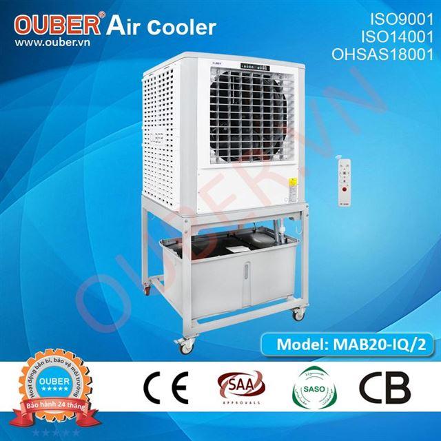 Máy làm mát di động MAB20-IQ/2 50 tốc độ, khoang nước ngoài (175L)