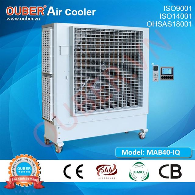Máy làm mát di động MAB40-IQ 8 tốc độ (260L)