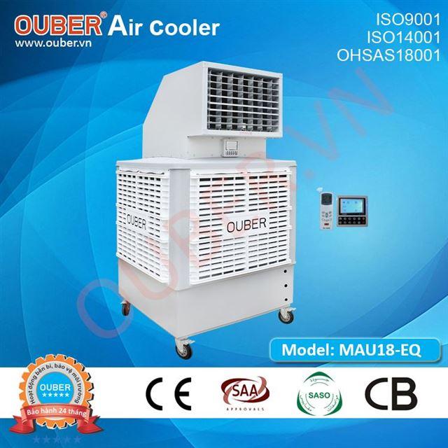 Máy làm mát di động MAU18-EQ co 90 độ (300L)