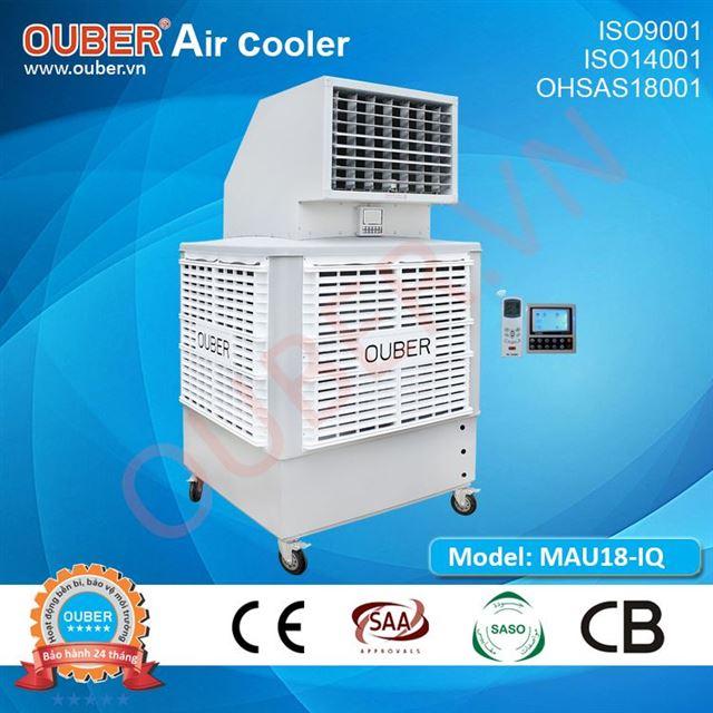 Máy làm mát di động MAU18-IQ co 90 độ (300L)