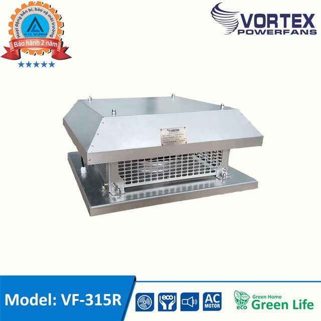 Quạt ly tâm hút mái - giếng trời hiệu VORTEX model: VF-315R