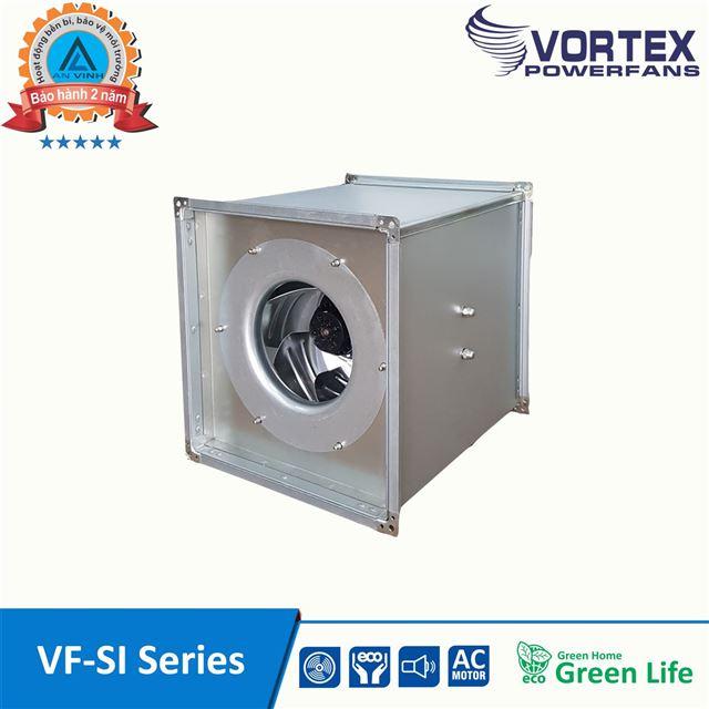 Quạt ly tâm hộp nối ống hiệu VORTEX model: VF-SI SERIES