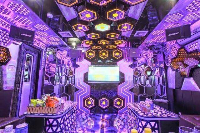 Giải pháp thông gió phòng Karaoke -quán Bar