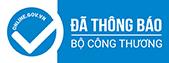 Website được đăng ký tại cục Thương Mại Điện Tử và Công Nghệ Thông tin của bộ Công Thương...